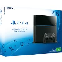 Console PS4 Playstation 4 1TB+DS4